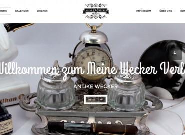 Antike Wecker Verlag