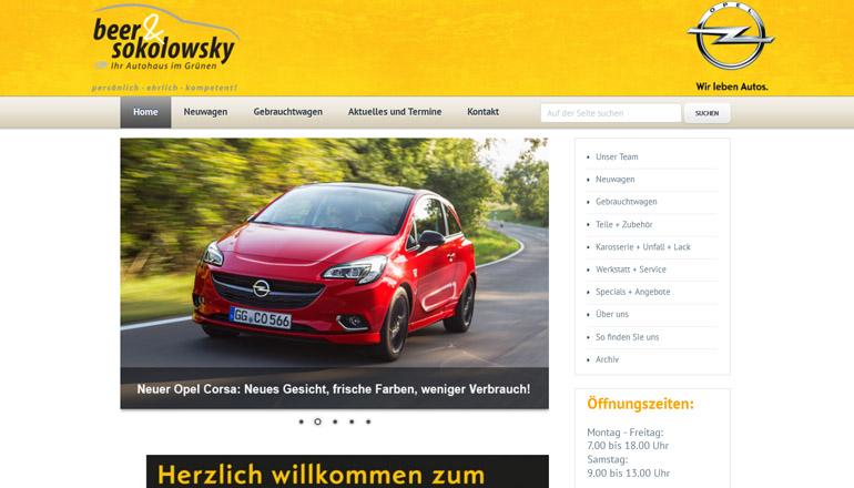 Opel Autohaus